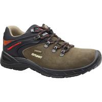 Zapatos Hombre Senderismo Grisport Marrone Scamoscia 11106S170G