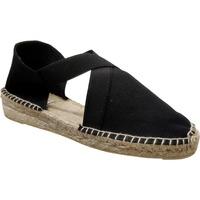 Zapatos Mujer Alpargatas Toni Pons ELASTIC negro