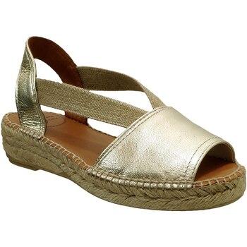 Zapatos Mujer Alpargatas Toni Pons Etna platino