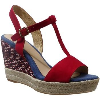 Zapatos Mujer Alpargatas Toni Pons Alzira-A Rojo