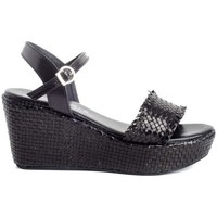 Zapatos Mujer Sandalias Zap-In CT-63 negro