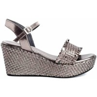 Zapatos Mujer Sandalias Zap-In CT-63 plata