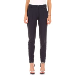 textil Mujer Pantalones fluidos Fly Girl 30023-07 azul
