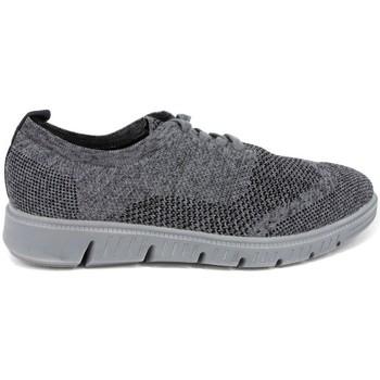 Zapatos Hombre Derbie Josef Seibel FALKO KNITTED-13 GRIS GRIS