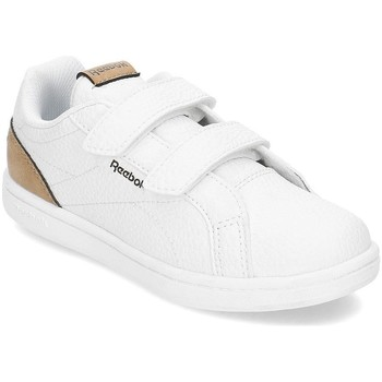 Zapatos Niños Zapatillas bajas Reebok Sport Royal Comp Cln 2V Blanco