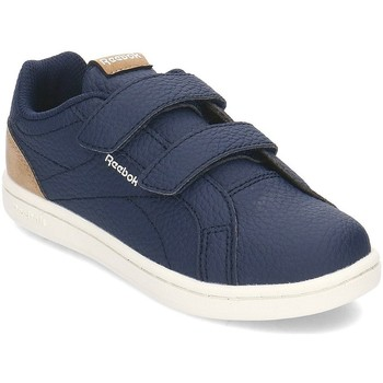 Zapatos Niño Zapatillas bajas Reebok Sport Royal Comp Cln 2V Azul marino