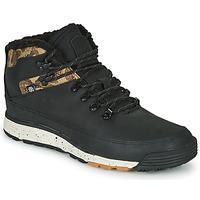 Zapatos Hombre Botas de caña baja Element DONNELLY Negro / Camuflaje