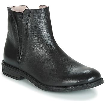 Zapatos Niña Botas de caña baja Acebo's 9671-NEGRO-T Negro