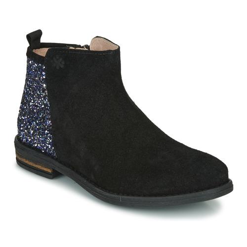 Acebo's 8035-NEGRO Negro - Envío gratis | ! - Zapatos Botas de caña baja Nino
