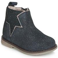 Zapatos Niña Botas de caña baja Acebo's MAKALU Azul
