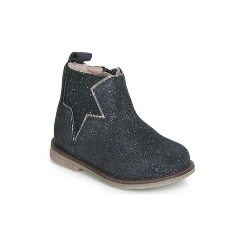 Acebo's MAKALU Azul - Envío gratis | ! - Zapatos Botas de caña baja Nino