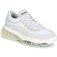 Zapatos Mujer Zapatillas bajas Bronx BUBBLY Blanco