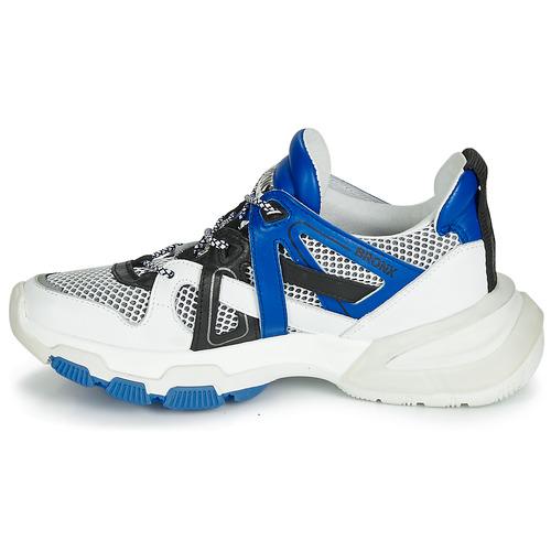Mujer Zapatillas Bronx Seventy Azul BlancoNegro Zapatos Street Bajas OXilkTwZPu