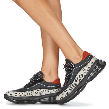 Bronx BUBBLY Negro - Envío gratis |  - Zapatos Deportivas bajas Mujer 11900