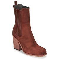Zapatos Mujer Botines Fru.it CHELIN Rojo