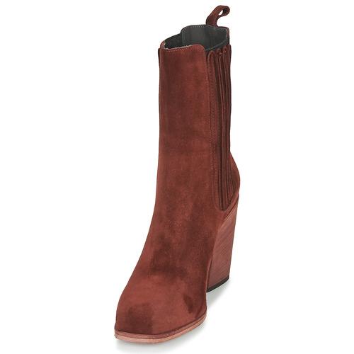Zapatos Botines Now Rojo Chelin Mujer 0PnwkX8ON