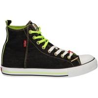 Zapatos Niños Deportivas Moda Levi's VTRU0137T ORIGINAL Negro