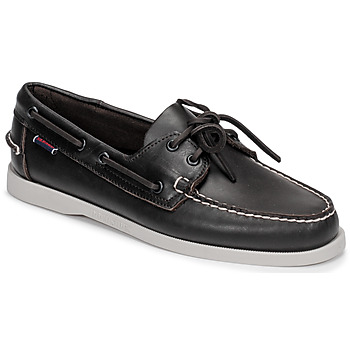 Zapatos Hombre Zapatos náuticos Sebago DOCKSIDE PORTLAND Marrón