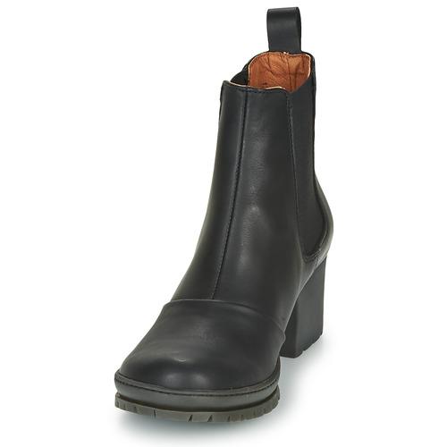 Camden Negro Art Mujer Zapatos Botines shCrxtQdB