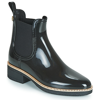 Zapatos Mujer Botas de agua Lemon Jelly AVA Negro / Dorado