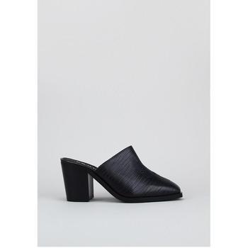 Zapatos Mujer Zuecos (Clogs) Krack  Negro
