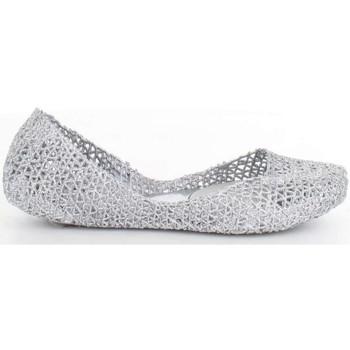 Zapatos Mujer Bailarinas-manoletinas Melissa 31512 plata