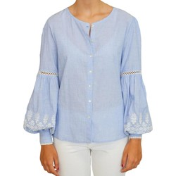 textil Mujer Tops / Blusas Designers Society 33165 Azul