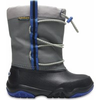 Zapatos Niños Botas de nieve Crocs™ Crocs™ Swiftwater Waterproof Boot Kid's 38