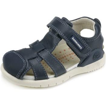 Zapatos Niño Sandalias Biomecanics 182172 Azul Marino