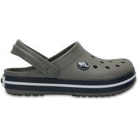 Zapatos Niños Zuecos (Clogs) Crocs Crocs™ Kids' Crocband Clog Smoke/Navy