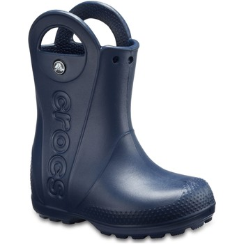 Zapatos Niños Botas de agua Crocs Crocs™ Kids' Handle It Rain Boot Navy
