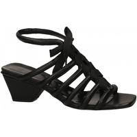 Zapatos Mujer Sandalias Fiori Francesi PALOMA nero