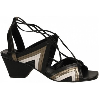 Zapatos Mujer Sandalias Fiori Francesi BATIK nero