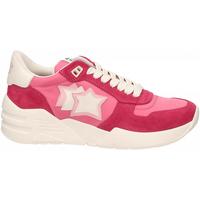 Zapatos Mujer Zapatillas bajas Atlantic Stars VENUS rosso-rosa