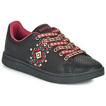 Zapatos Mujer Zapatillas bajas Desigual COSMIC NAVAJO Negro