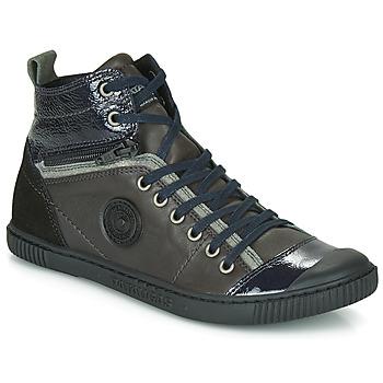 Zapatos Mujer Zapatillas altas Pataugas BANJOU Antracita