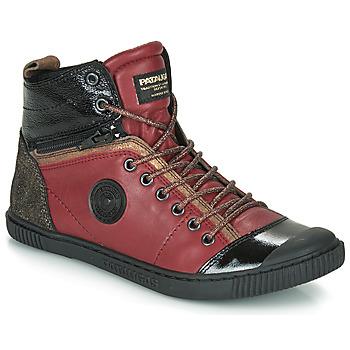 Zapatos Mujer Zapatillas altas Pataugas BANJOU Burdeo