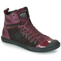 Zapatos Mujer Zapatillas altas Pataugas BANJOU Morado