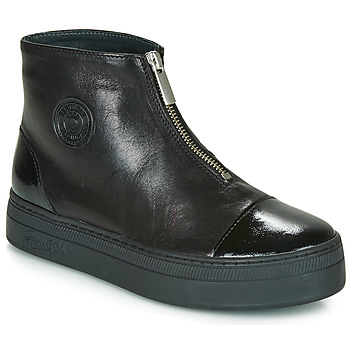 Zapatos Mujer Botas de caña baja Pataugas VALENTINA Negro