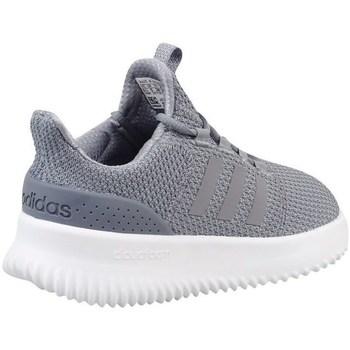 Zapatos Niños Zapatillas bajas adidas Originals Cloudfoam Ultimate Gris