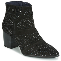 Zapatos Mujer Botines Dorking LESLY Negro