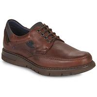 Zapatos Hombre Derbie Fluchos CELTIC Marrón