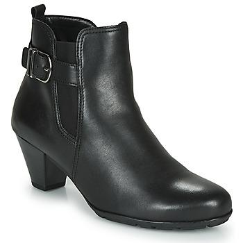 Zapatos Mujer Botines Gabor 3564127 Negro