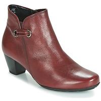 Zapatos Mujer Botines Gabor 3282758 Rojo
