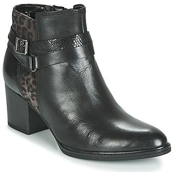 Zapatos Mujer Botines Gabor 3289367 Negro / Leopardo