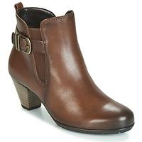 Zapatos Mujer Botines Gabor 3564122 Marrón