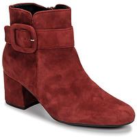 Zapatos Mujer Botines Gabor 3581610 Rojo