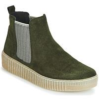 Zapatos Mujer Botas de caña baja Gabor 3373111 Verde