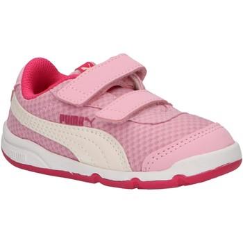 Zapatos Niña Multideporte Puma 190704 STEPFLEEX Rosa