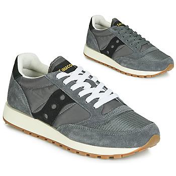 Zapatos Hombre Zapatillas bajas Saucony JAZZ ORIGINAL VINTAGE Gris / Negro